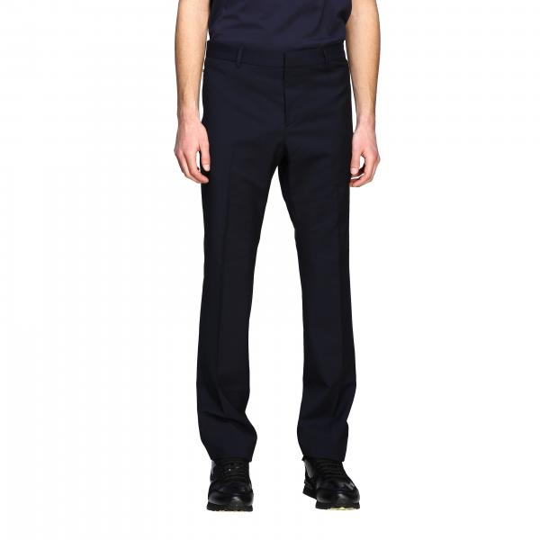 Classic Valentino trousers with zip pockets