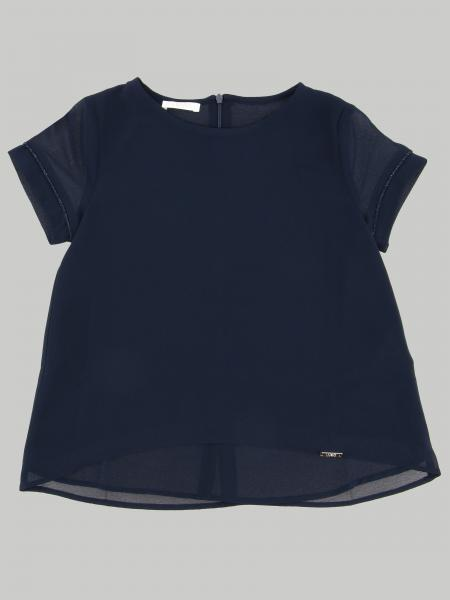 Liu Jo top with short sleeves and wide bottom