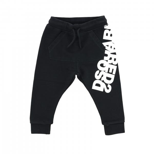 Pantalone Dsquared2 Junior jogging con logo