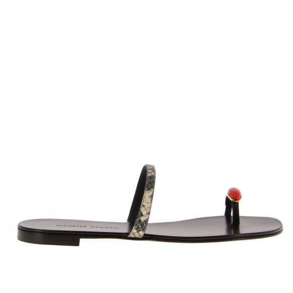 Flat sandals women Giuseppe Zanotti Design
