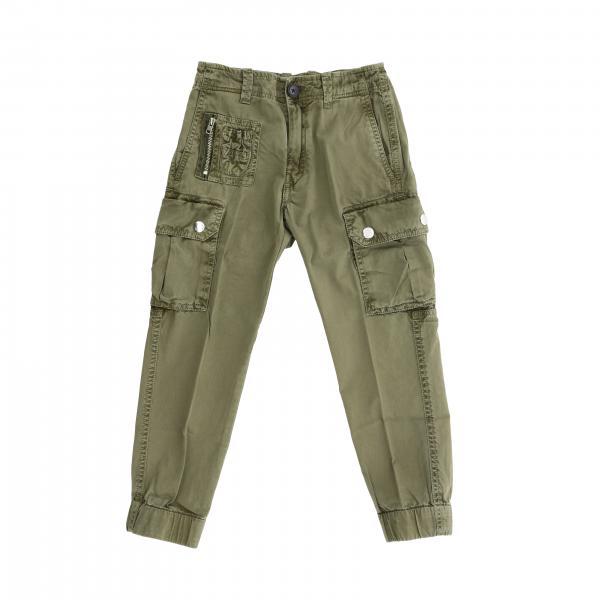 Pantalone Diesel Kargo con multi tasche