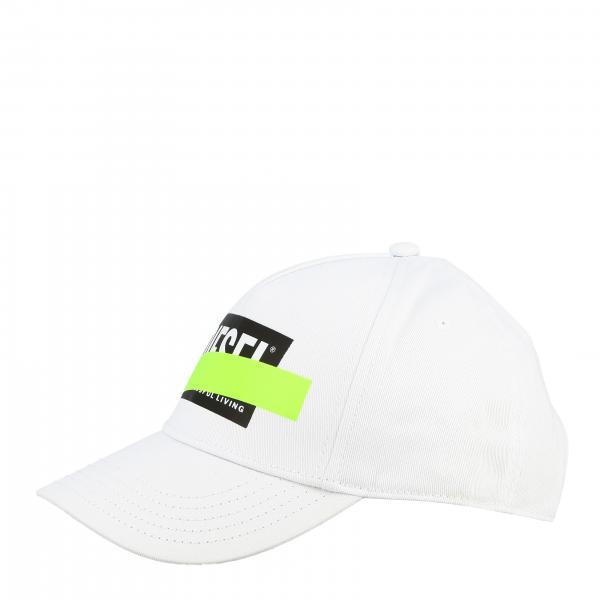 Diesel logo印花棒球帽