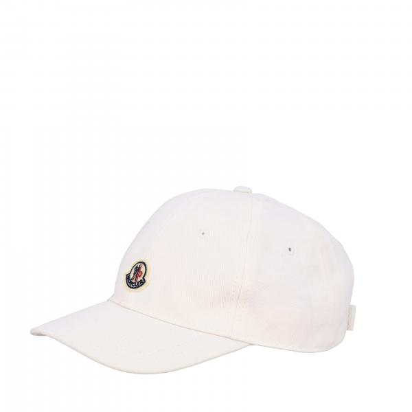 Cappello Moncler stile baseball con logo
