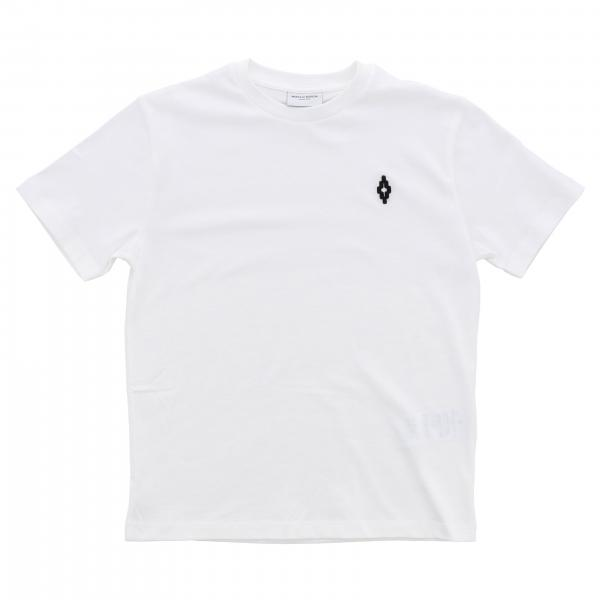 Marcelo Burlon short-sleeved T-shirt with logo