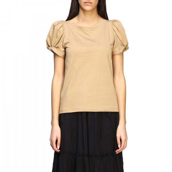 Federica Tosi t-shirt with puffed sleeves