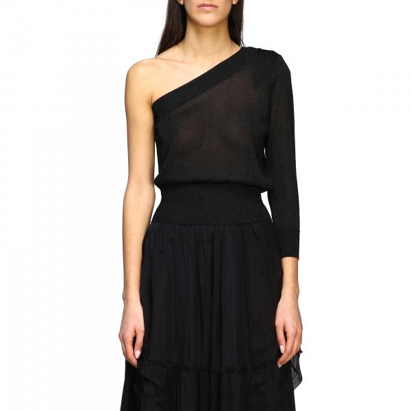 Federica Tosi one-shoulder sweater