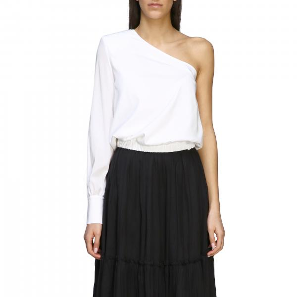 Federica Tosi One-Shoulder Shirt
