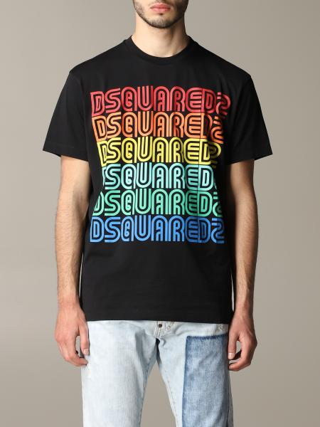 T-shirt uomo Dsquared2