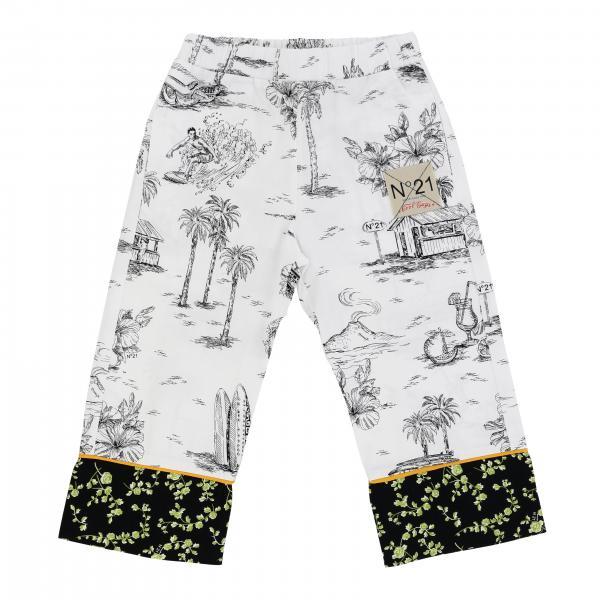 Pantalon enfant N° 21
