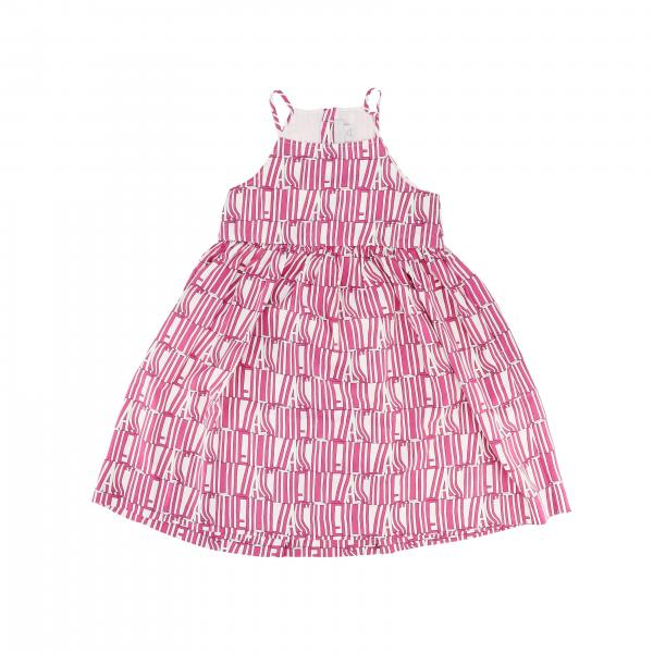 Stella Mccartney dress with all over logo print