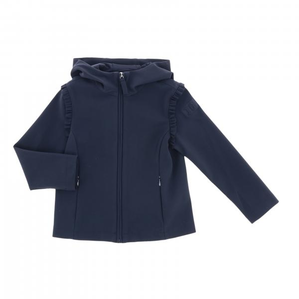 Куртка с капюшоном Детское Il Gufo