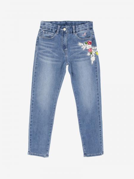 牛仔裤 儿童 Monnalisa Chic