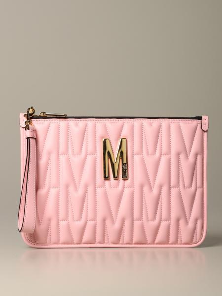 Clutch damen Boutique Moschino