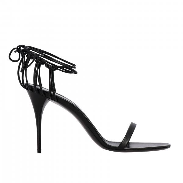 Saint Laurent leather sandal
