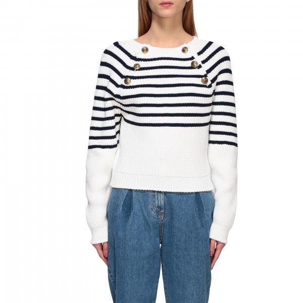 Sweater women Philosophy Di Lorenzo Serafini