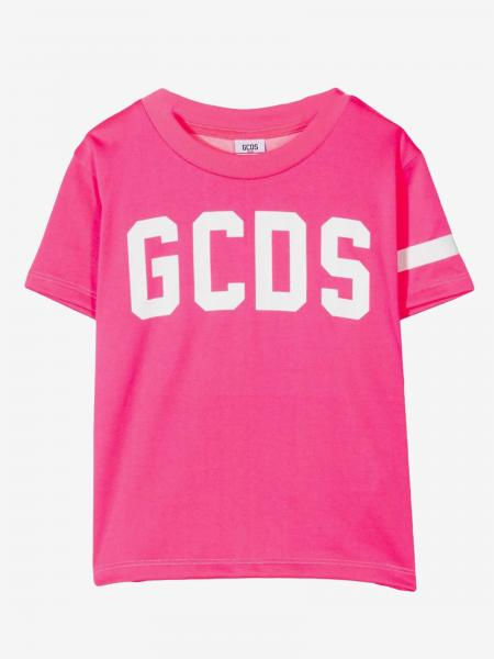Gcds short-sleeved T-shirt with logo