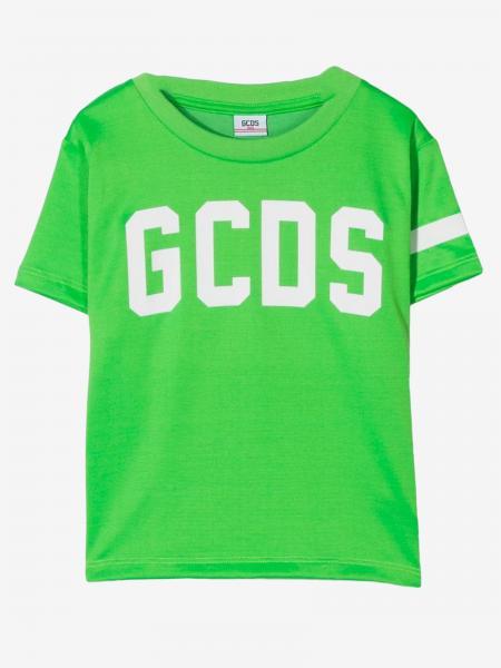 T-shirt à manches courtes Gcds avec logo