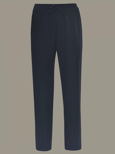 Pantalone Kenzo stile jogging con bande a fantasia