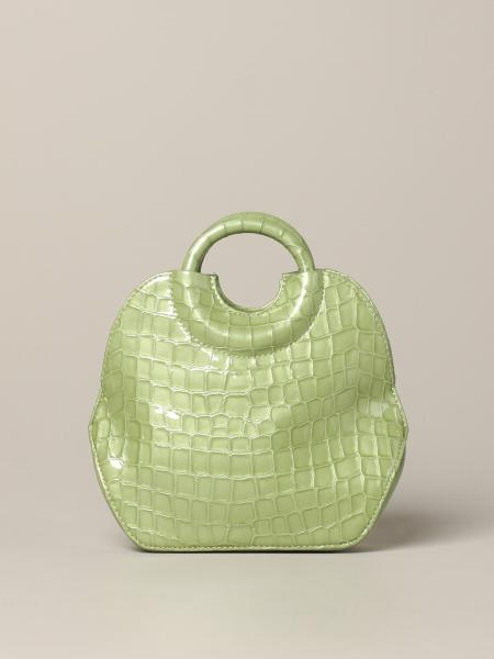 Borsa Complét in pelle stampa cocco