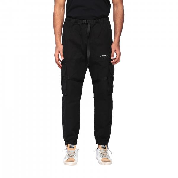 Trousers men Off White