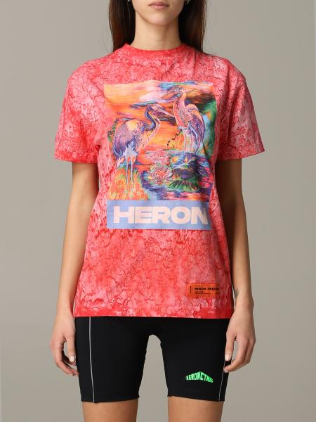 T-shirt women Heron Preston