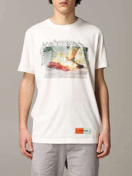 T-shirt uomo Heron Preston