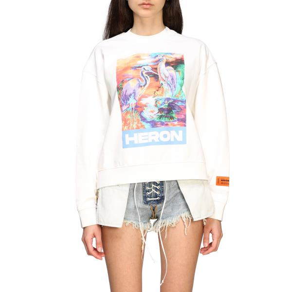 Sweat-shirt femme Heron Preston