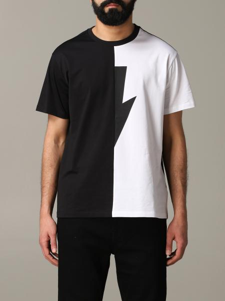 T-shirt uomo Neil Barrett