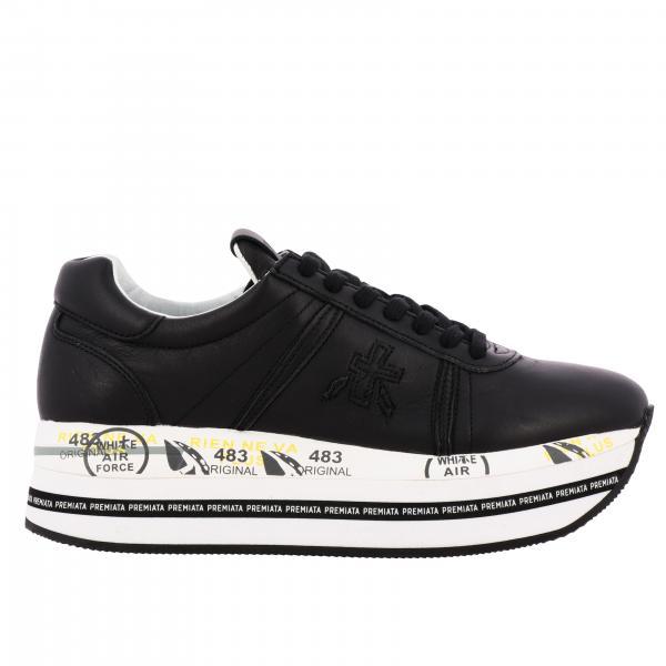 Premiata 女士运动鞋