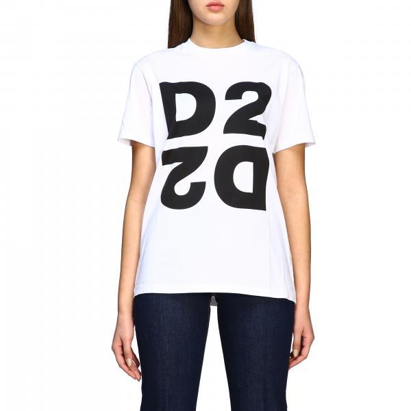 T-shirt women Dsquared2