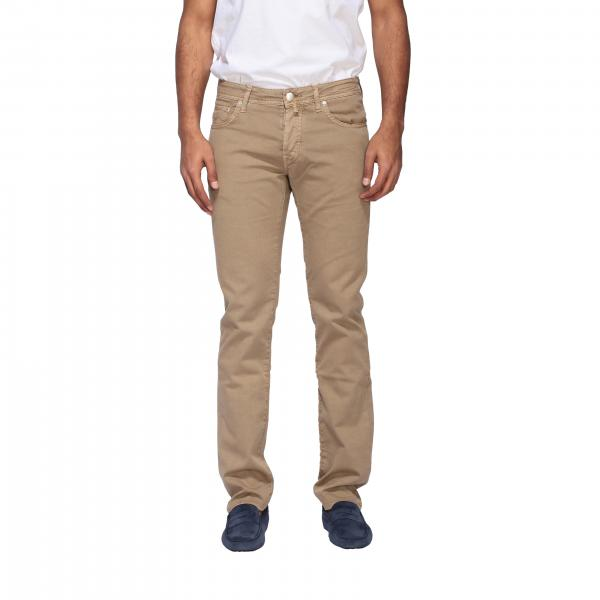 Trousers men Jacob Cohen