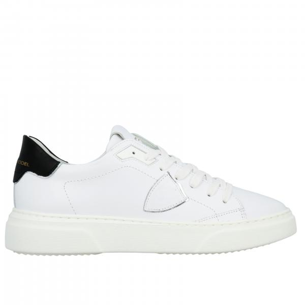 Philippe Model sneakers in smooth leather