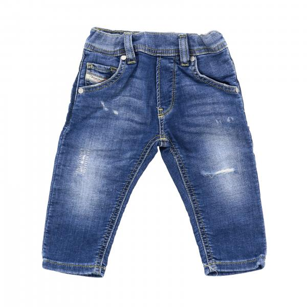 Jeans Diesel in denim used