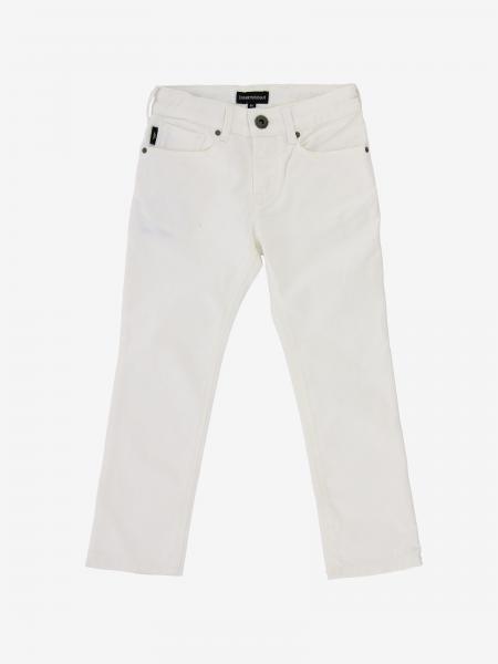 Emporio Armani trousers with logo