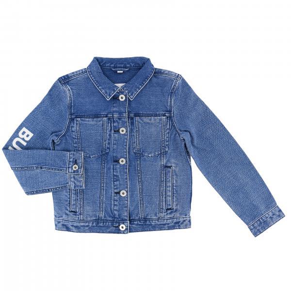 Куртка джинсовая  Детское Burberry