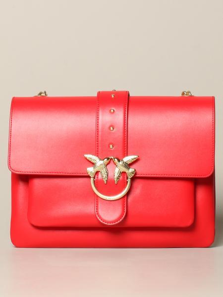 Love big soft simply Pinko leather bag