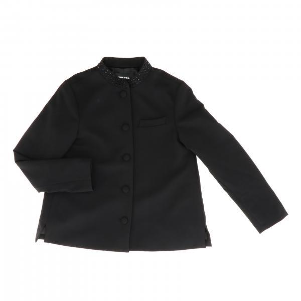 Куртка со стразами Детское Diesel