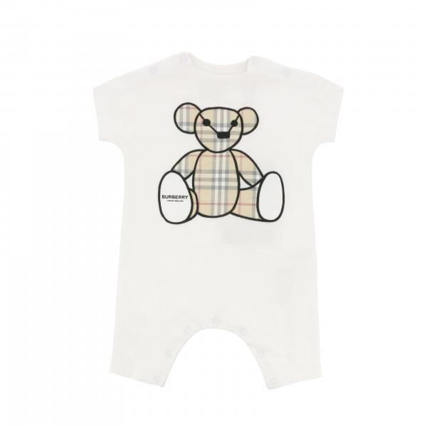 Barboteuse enfant Burberry Infant