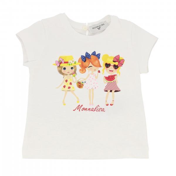 T-shirt kinder Monnalisa Bebe'