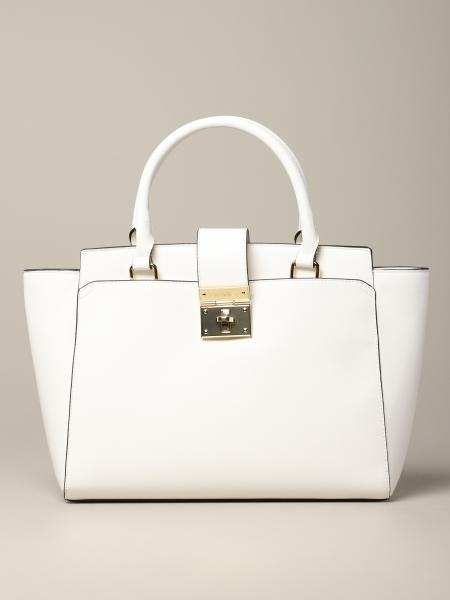 My Twin handbag in saffiano synthetic leather