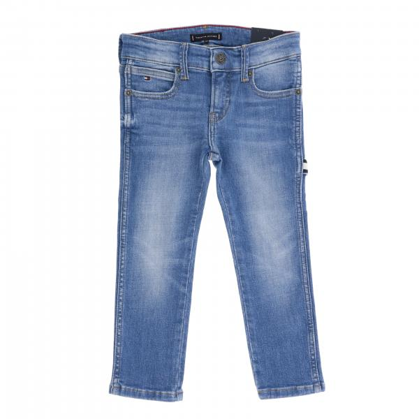 Jeans Tommy Hilfiger en denim usé