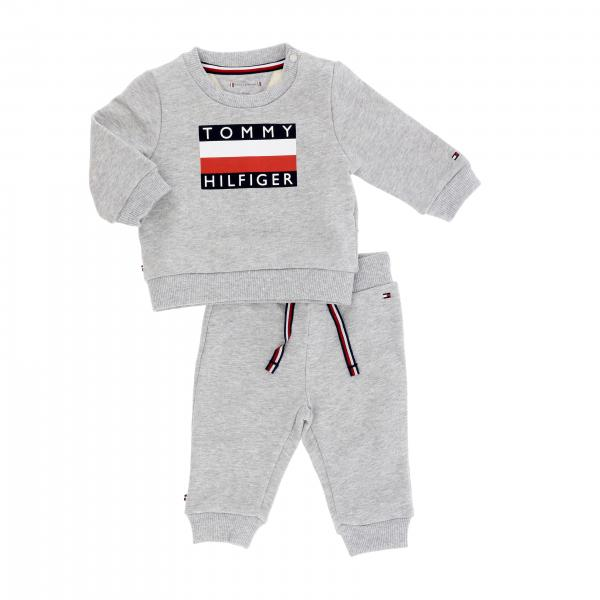 Ensemble Sweat + combinaison Tommy Hilfiger avec logo