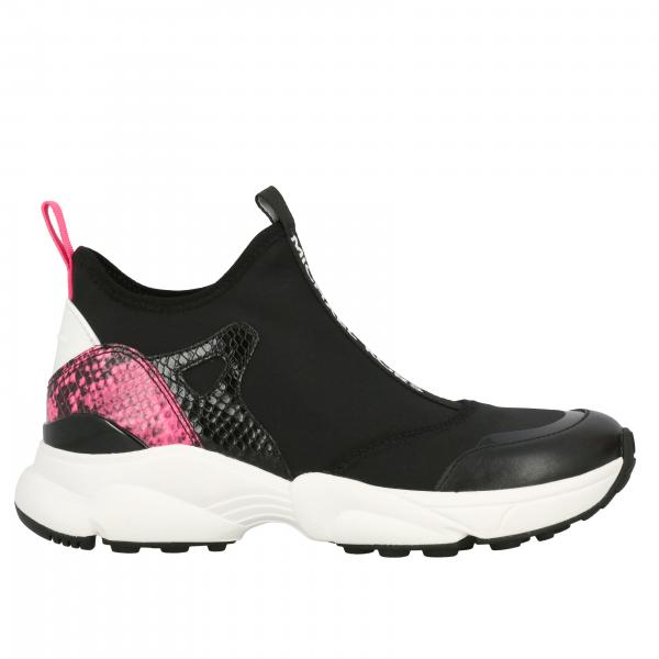 Michael Michael Kors sneakers in stretch knit