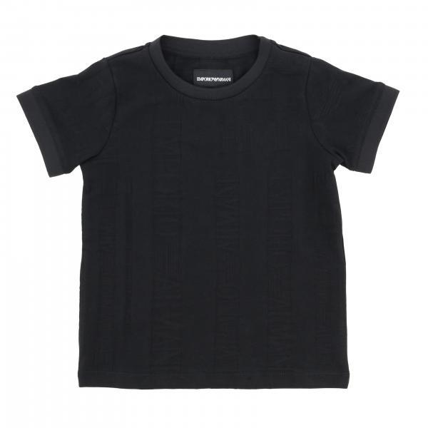 Emporio Armani basic short-sleeved T-shirt