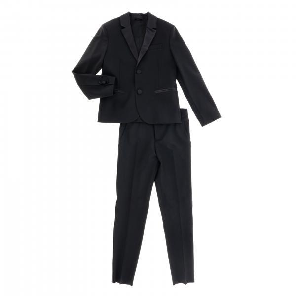 Emporio Armani 单排扣西服套装
