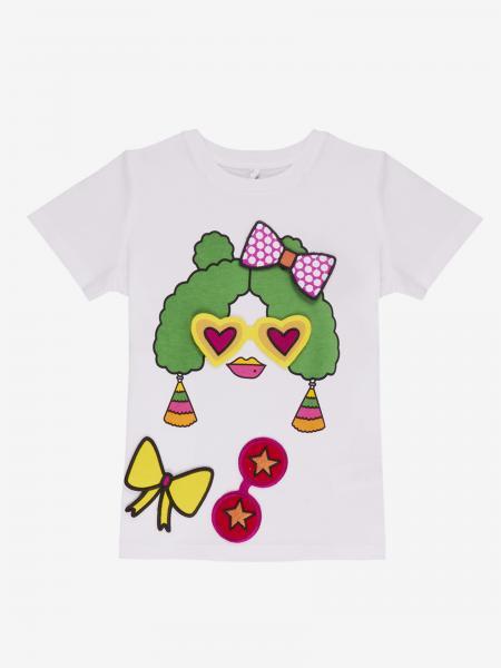 T-shirt Stella Mccartney con maxi stampa