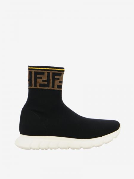 Fendi Slip On mit FF-Monogramm