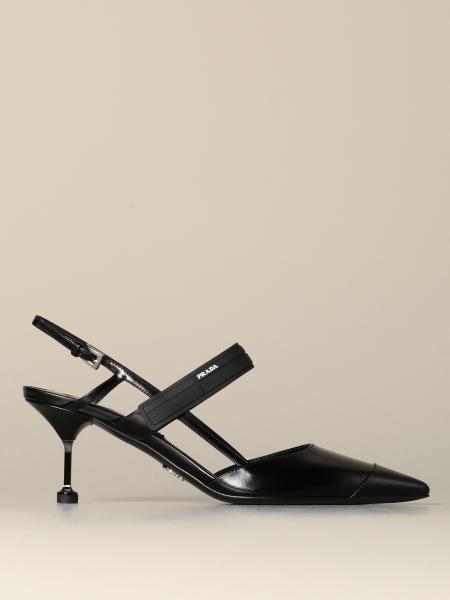 高跟单鞋 女士 Prada