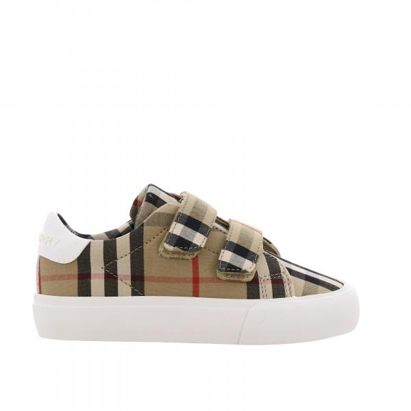 Chaussures enfant Burberry
