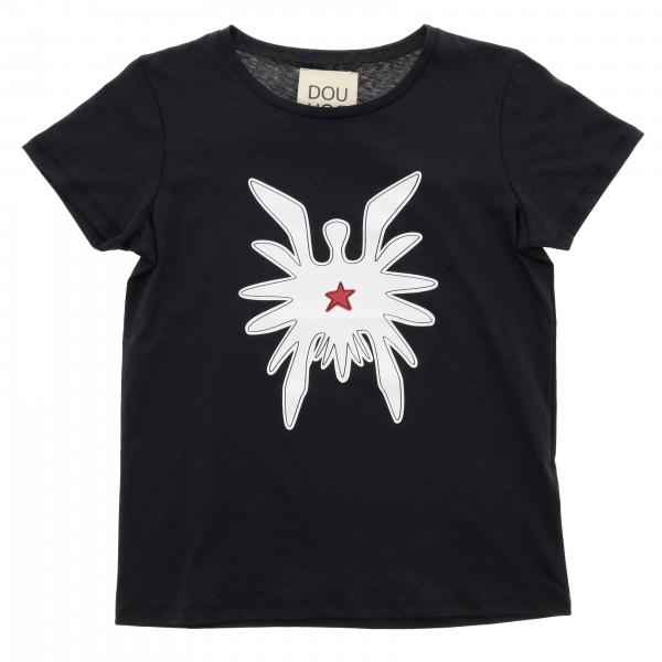 Douuod short-sleeved T-shirt with logo